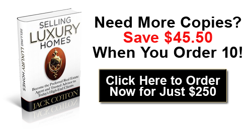 Selling Luxury Homes by Jack Cotton