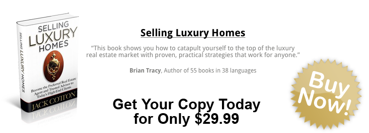 Jack Cotton Selling Luxury Homes