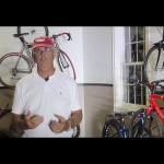 Luxury agent talking about the Tour de France.